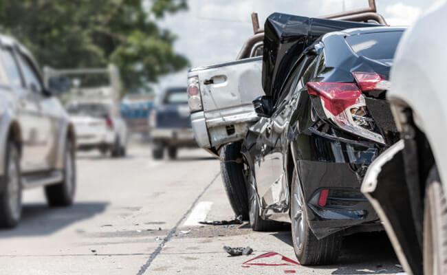 Kolizja drogowa – jak postępować w przypadku stłuczki